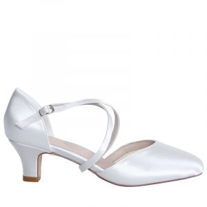 The Perfect Bridal Company Renate Satin Chaussures de Mariée