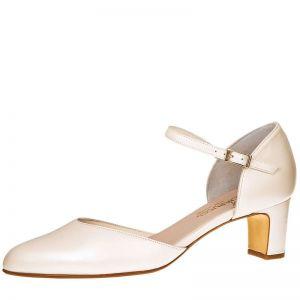 Fiarucci Bridal Veronique Chaussures de mariée ivoire