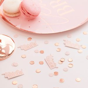 Ginger Ray HN-804 Blush Hen Confettis de table