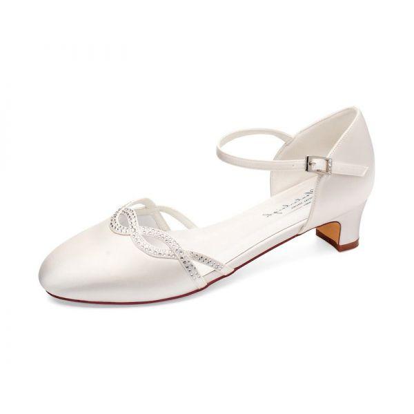 G Westerleigh Annie chaussure mariage ivoire